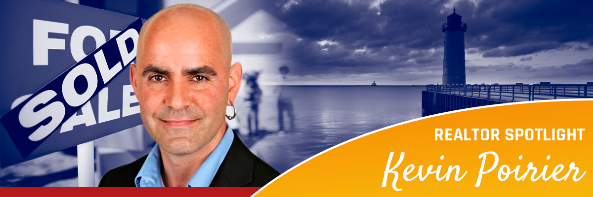 Kevin Poirier, Cove Realty Realtor