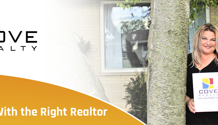 Be Prepared With the Right Realtor | Cover Realty