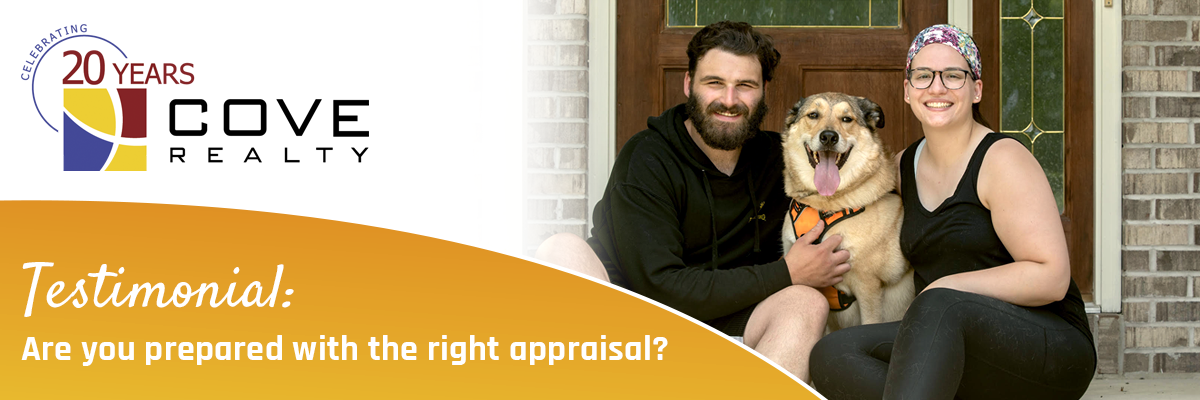 Homeowners Understanding Home Appraisal | Cove Realty