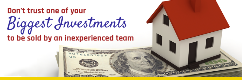Trust Your Home to an Experienced Team