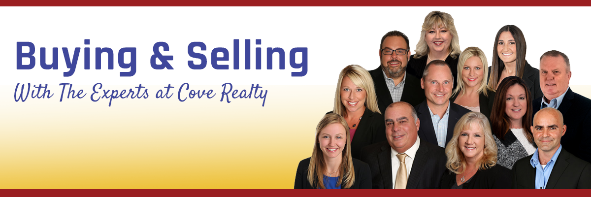 Buying, Selling with Cove